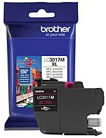 Brother LC3017M High-Yield Ink Cartridge Magenta LC3017M