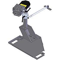 Havis Vehicle Mount for Computer