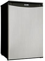 Danby Designer 4.4 Cu. Ft. Compact Refrigerator Black DAR044A5BSLDD