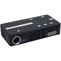 AAXA P4-X Android Pico Smart WVGA DLP Projector Soft Black KP-500-03