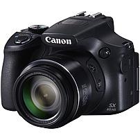 Canon PowerShot SX60 HS 16.1-Megapixel Digital Camera Black 9543B001