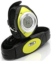 Pyle Audio PHRM38GR Heart Rate Monitor Watch