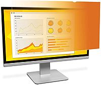 """3M™ Gold Privacy Filter for 22"""" Widescreen Monitor (16:10) – For 22""""Monitor GF220W1B"""