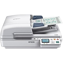 Image of Epson WorkForce DS-6500 Flatbed Scanner - 1200 dpi Optical - 48-bit Color - 16-bit Grayscale - 25 ppm (Mono) - 25 ppm (Color) - USB B11B205221