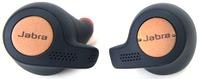 Jabra Elite Active 65t Earset - Stereo - Copper Blue - Wireless -