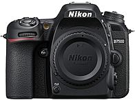 Nikon D7500 DSLR Camera (Body Only) Black 1581
