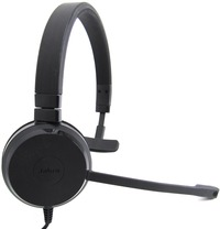 Jabra Evolve 20 UC Mono - Mono - USB, Mini-phone - Wired -