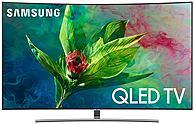 "Samsung 55"" Class LED Curved Q7C Series 2160p Smart 4K UHD TV with HDR QN55Q7CNAFXZA"