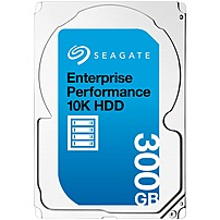 Seagate Enterprise Performance 10K HDD 300GB Internal Serial Attached SCSI 3 Hard Drive for Laptops Silver ST300MM0048SP