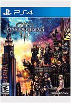 Kingdom Hearts III PlayStation 4 TBD