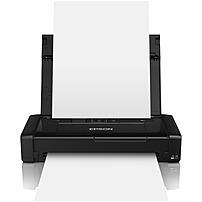 Epson WorkForce WF-100 Mobile Wireless Printer Black C11CE05201