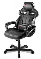 Arozzi MILANO-BK Enhanced Swivel Gaming Chair -