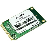 VisionTek 240GB 3D MLC mSATA SSD - 550 MB/s Maximum Read Transfer