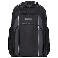 Kenneth Cole 5708725BB Reaction Slim Double Gusset Backpack for 17