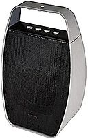 NXG Technology NX-WRLSM-GRAY Portable Wireless Bluetooth Speaker -