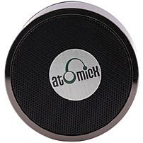 AtomicX SP-S10B Portable Bluetooth Speaker System - Black - Battery