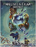 Monte Cook Games 978-1939979780 Numenera Destiny Book - 416 Pages - English - ...
