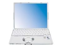 Panasonic Toughbook T5 - Core Duo U2400 / 1.06 GHz ULV - Centrino Duo - RAM : 512 MB - HD : 60 GB - wireless ready - WLAN : - OPEN BOX at Sears.com