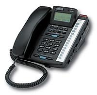 Intuit IntelliTech ITT-2220BK 2-line Corded Telephone