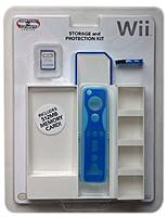 Bensussen Deutsch 06974680 Storage and Protection Kit for Nintendo Wii