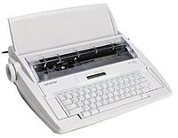 Brother ML-300 Daisy Wheel Display Typewriter with Dictionary