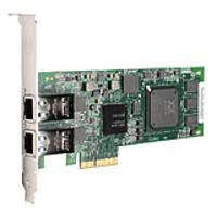 QLogic SANblade QLE4062C-CK 1 Gb iSCSI (Internet Small Computer System Interface)/Network to x4 PCI (Peripheral Component Interconnect) Express Host Bus Adapter, Copper