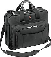 The Targus Ultra Lite Corporate Traveler toploading case is designed to fit 14 inch widescreen notebooks and will also fit notebooks with extended batteries