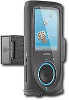 DLO 002-6000 Action Jacket Case for SanDisk Sansa View MP3 Players - Black