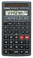 For math and science students at all levels and for any home or office needing to make algebraic computations from time to time, Casio has created the FX 260 solar scientific calculator