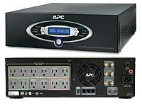 APC AV J10BLK 1 kVA/600 Watts Power Conditioner with Batt...