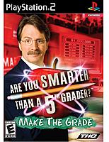 THQ 752919461501 Are You Smarter than a 5th Grader Make the Grade for PlayStation 2