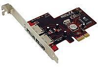 Addonics Adsa3gpx1-2e 2-port Esata Ii Raid Controller