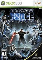 LucasArts 023272332761 Star Wars: The Force Unleashed for Xbox 360