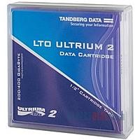 Exabyte Tandberg 432744 LTO Ultrium Data Cartridge - 200 GB (Native)/400 GB (Compressed)