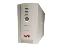 APC Back-UPS CS 325 - UPS ( external ) - AC 230 V - 325 VA - 4 output connector(s)