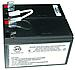 Battery Technology SLA12-BTI Replacement UPS Battery Cartridge