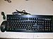 KeyTronic TAG-A-LONG-P2 104 Keys Keyboard and Mouse - PS/2 - Wired - External - Black