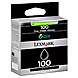 Lexmark 14N0820 No.100 Ink Cartridge - 170 Pages - Black