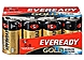 Eveready Energizer A95-8 D Cell Alkaline Battery Bulk Pack - 8-Pack