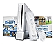 Nintendo RVLSWAAA Wii Sports Resort Video Game Console - White