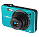 Samsung EC-SL605ZBPUUS SL605 12.2 Megapixels Digital Camera -5x Optical/3x Digital Zoom - 2.7-inch LCD Display - Blue