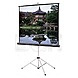 Da-Lite Picture King 40131 70 x 70 inches Square Tripod Front Projection Screen - Matte White Finish