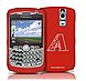 Tribeca FVA2091 Arizona Diamondbacks Varsity Jacket Case for Blackberry Curve 8300