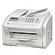 Panasonic UF-4500 Laser Fax Machine - 24 ppm Print Speed - 33.6 Kbps Speed Modem - 4 MB Fax Document Memory - 250-Sheet Paper Tray - 32 Character LCD Display
