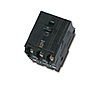 APC PD3P20ABBSD Circuit 20A 3-Pole Bolt On Square D Breaker for Power Distribution Units - Black