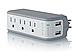 Belkin BZ103050-TVL Mini Surge Protector with Dual USB Charger