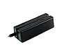 ID MiniMag II IDMB-332133B Triple Track Magnetic Stripe Reader - RS-232 Serial - Black
