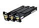Konica Minolta A0DKJ32 Toner Value Kit for Magicolor 4650 Series - Cyan, Magenta, Yellow