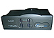 ConnectGear MU2 2-Port USB KVM Switch - 2 x Type B USB, 2 x HD-15 Video