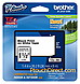 BROTHER TZE-261 Black On White P-touch Tape - 1.40-inch x 26.2 ft
